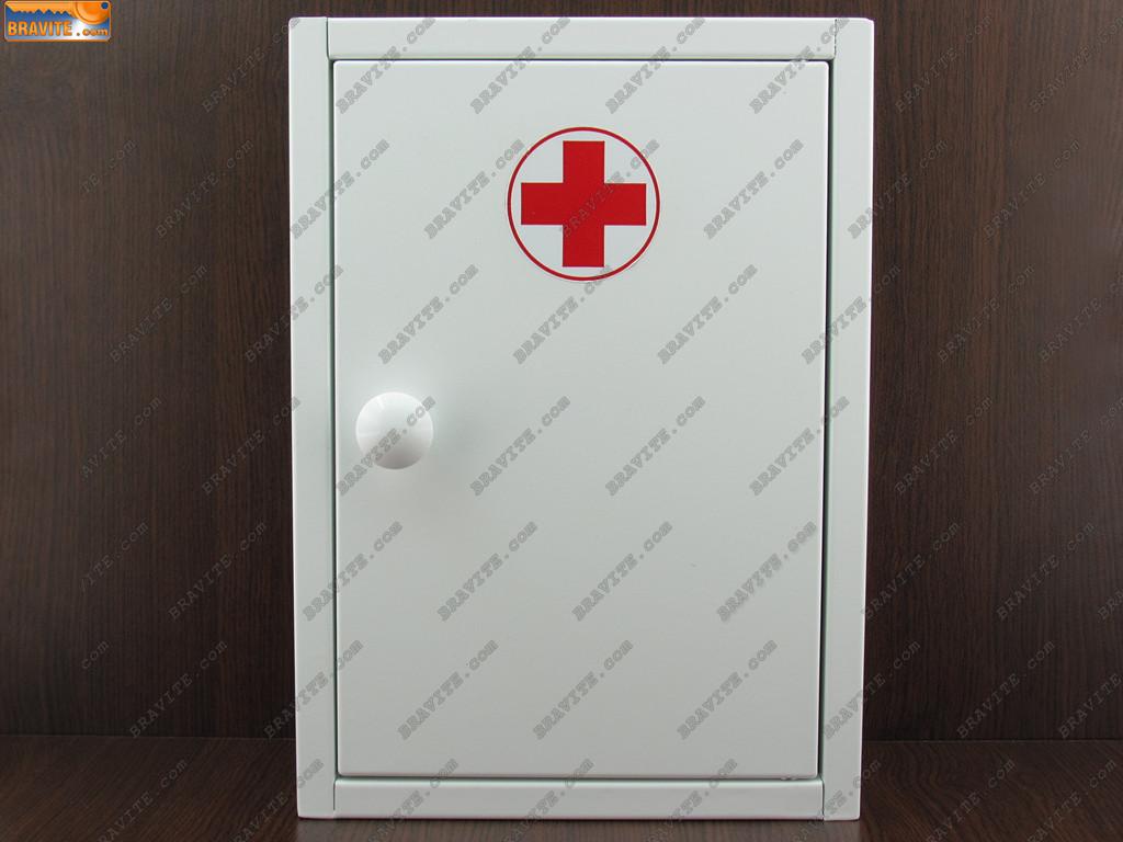 метална кутия аптечка
