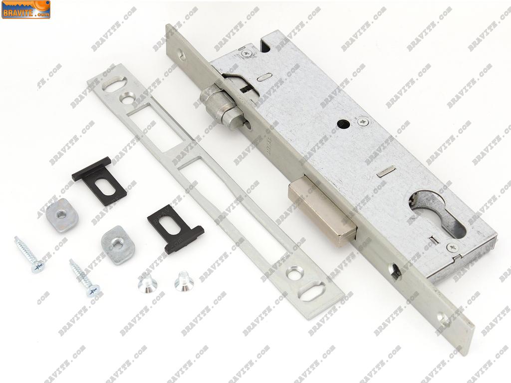 брава с ролка за алуминиева дограма