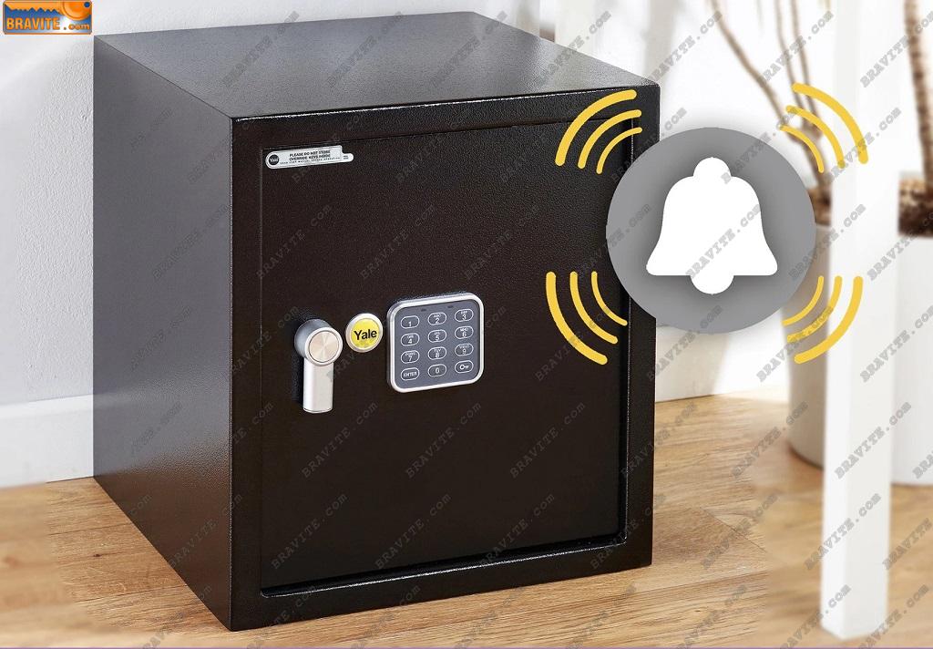 домашен сейф с аларма