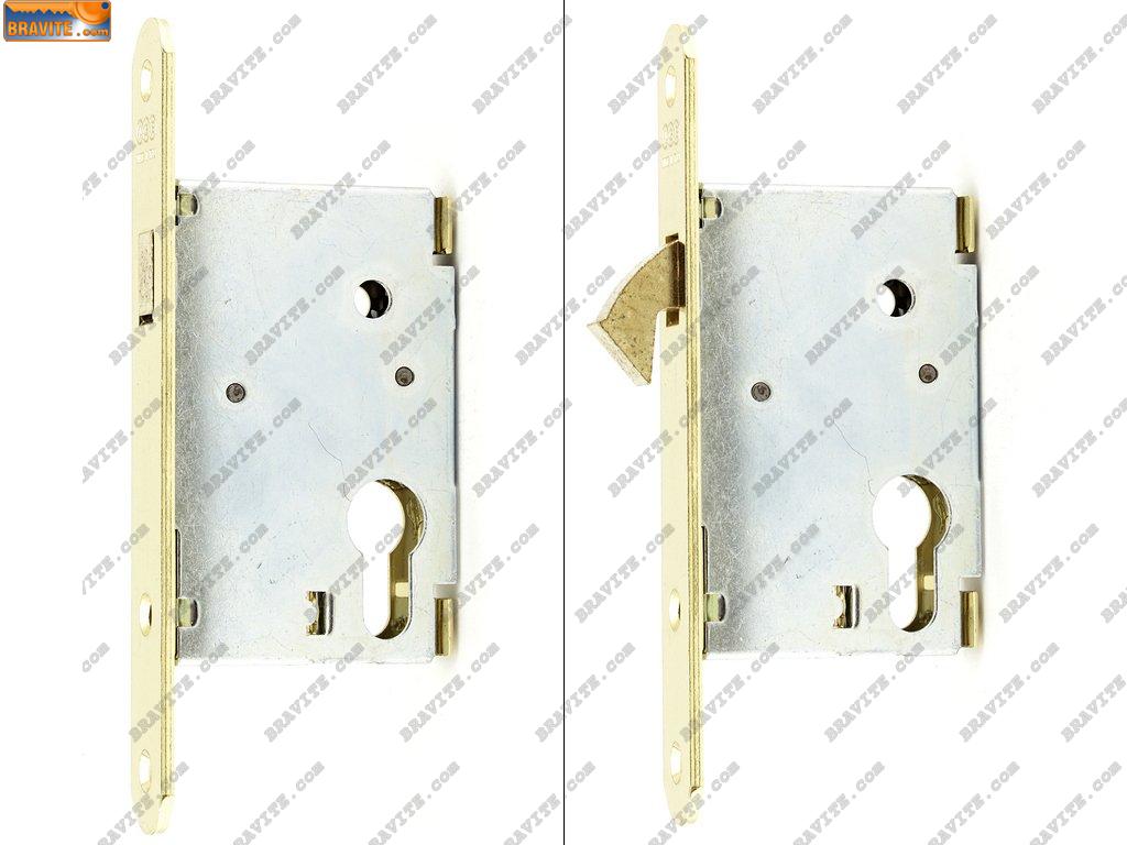 брава за плъзгаща врата