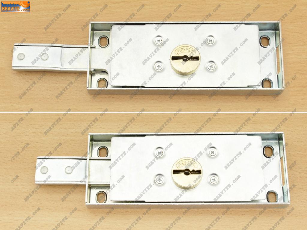 комплект брави