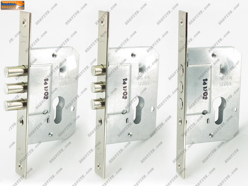 Допълнителна секретна шипова брава