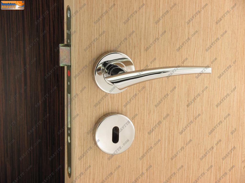 Комплект дръжки за врата Гердано