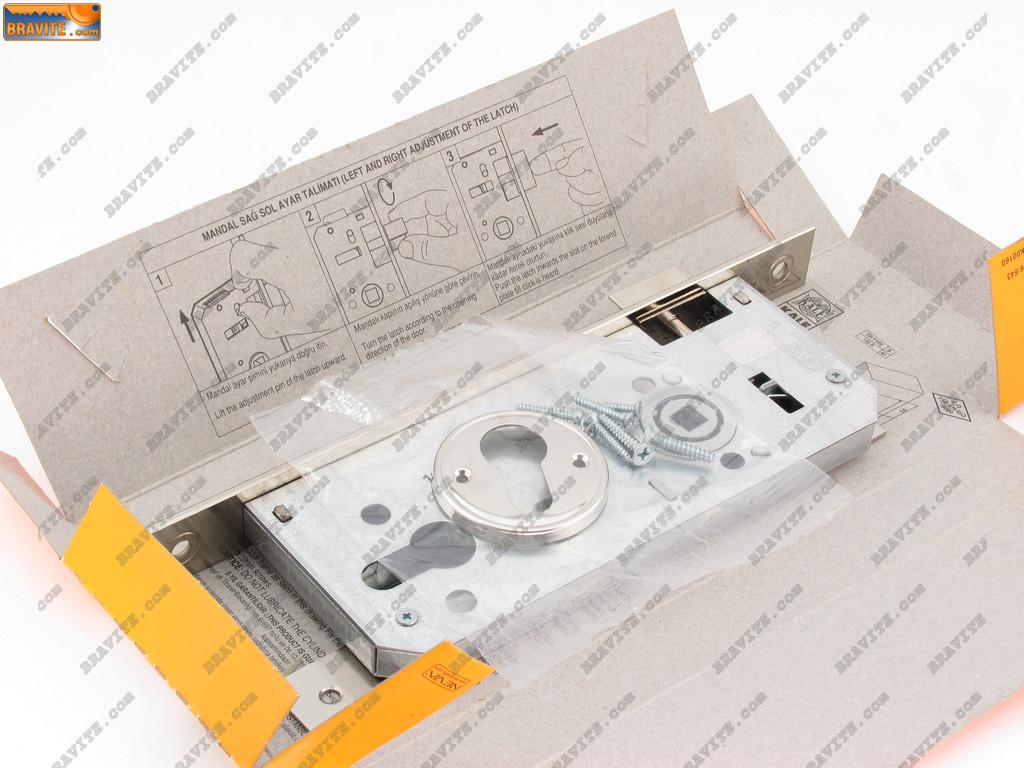 Секретна езикова брава 85 40 45, модел 152R