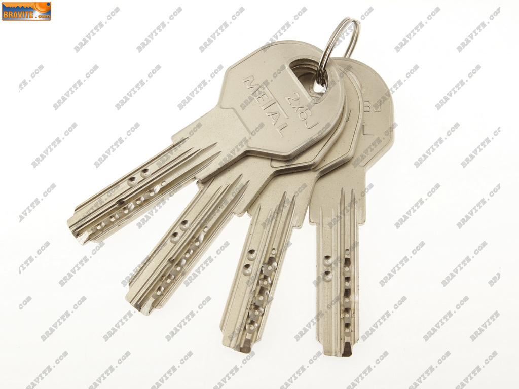 ямкова ключалка