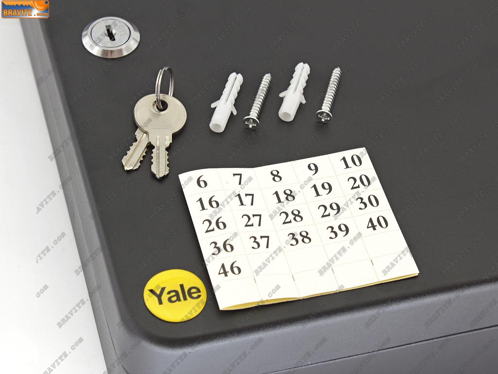 ключник за 46 ключа