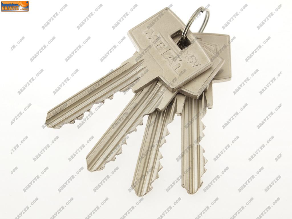 Секретна ключалка БДС
