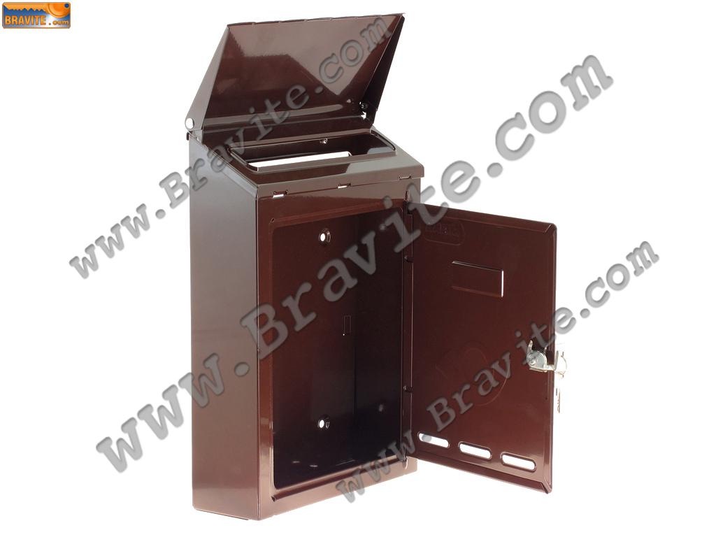 Метална пощенска кутия
