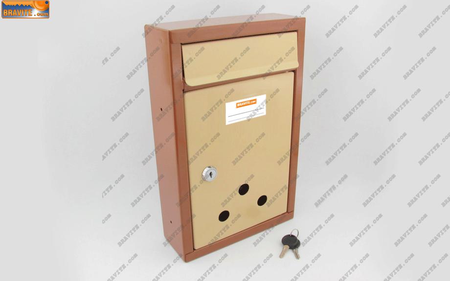 Едностранна метална кутия