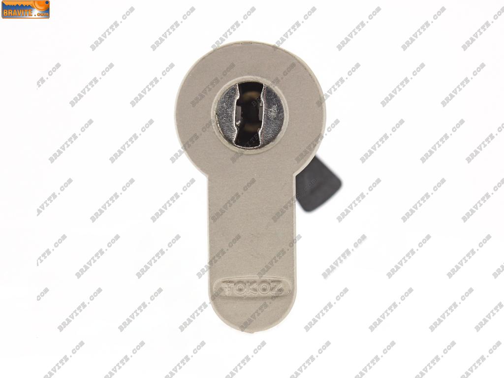 ключалка с дискове чешка