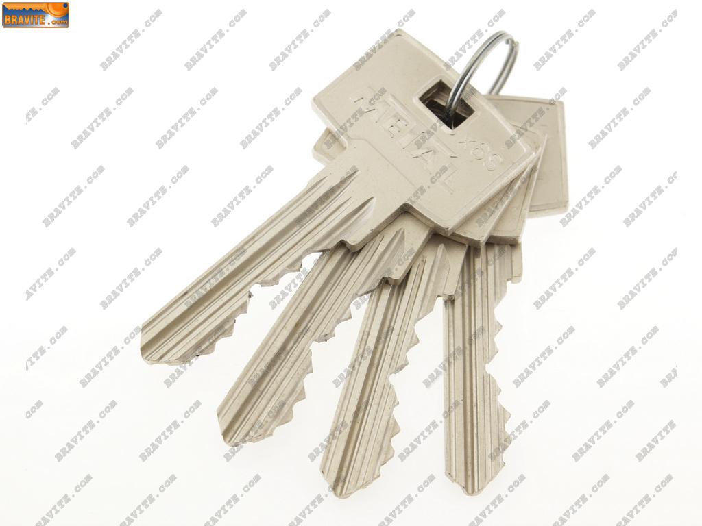 Секретна ключалка Металгард 31.5 31.5