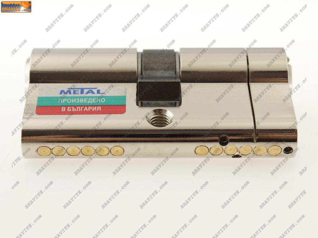 Ямкова ключалка металгард 30 30